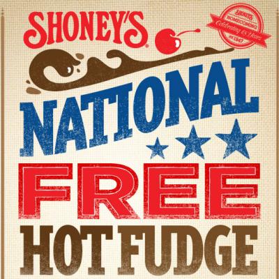 Shoney's: Free Hot Fudge Cake Day - Today!
