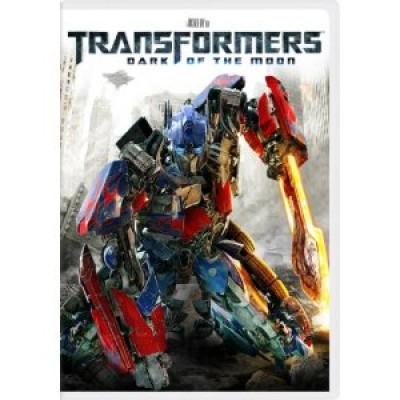 Transformers: Dark of the Moon DVD Sale