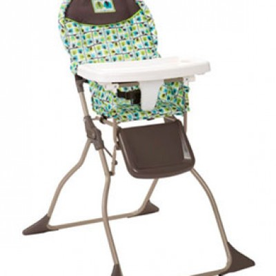 Cosco Deal: Simple Fold High Chair Just $29.00 (Reg $90.43) + Prime