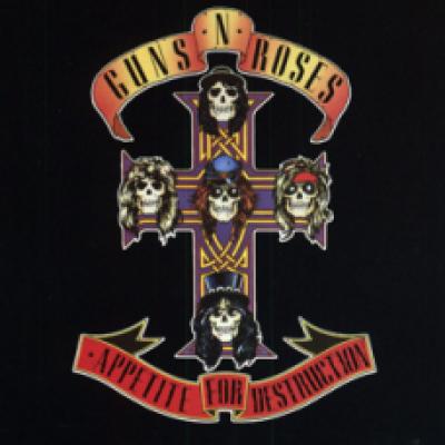 Free Guns N' Roses Appetite For Destruction MP3