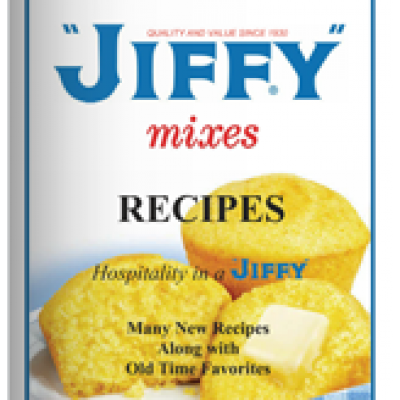 Free Updated Jiffy Mix Recipe Book