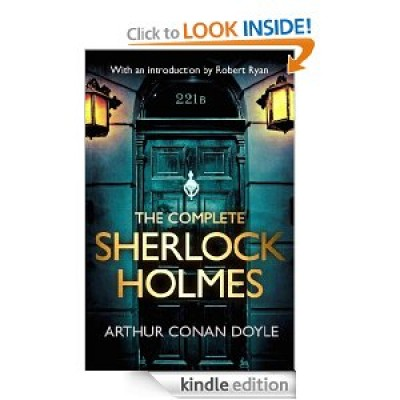 Free Kindle Edition: The Complete Sherlock Holmes