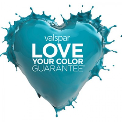 Valspar: Love Your Color Guarantee Celebration Samples