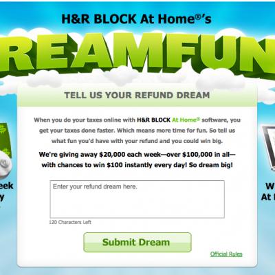 H&R Block: Dreamfund