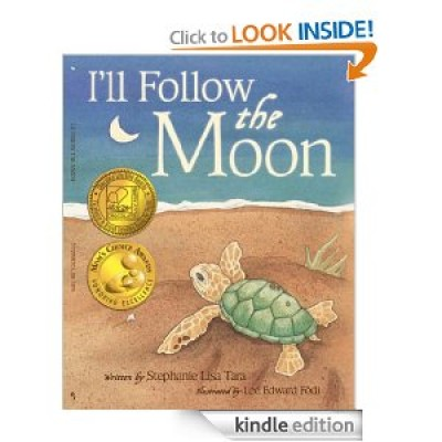 Free Kindle Edition Children's Book: I'll Follow The Moon