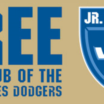 Free Jr. Dodgers Kids Club