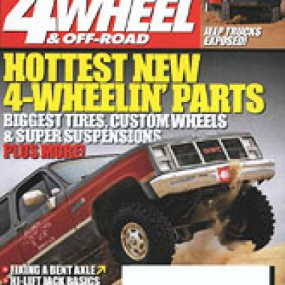 Free 4-Wheel & Off-Road Subscription