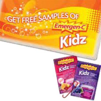 Emergen-C Kidz Free Sample