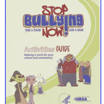 Free Stop Bullying Now Guide