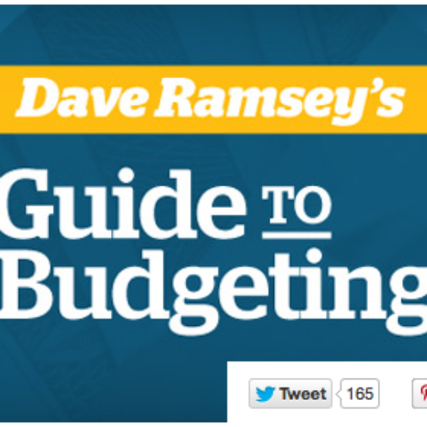 Free Download: Dave's Guide to Budgeting