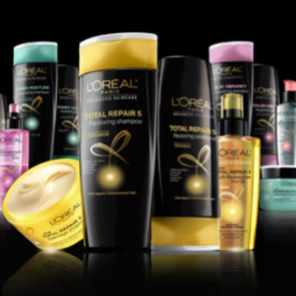 New: Free L'oreal Shampoo and Contioner Samples
