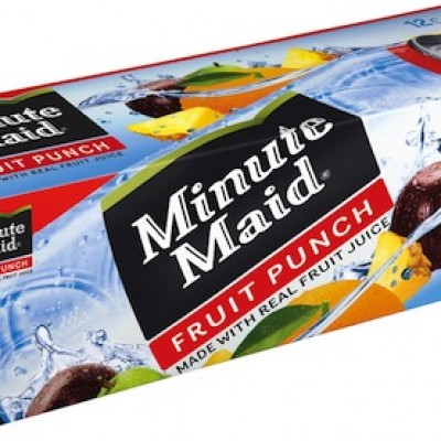 Minute Maid 12-Pack Coupon