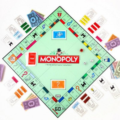 Apply to Host a Monopoly Unleashed House Party