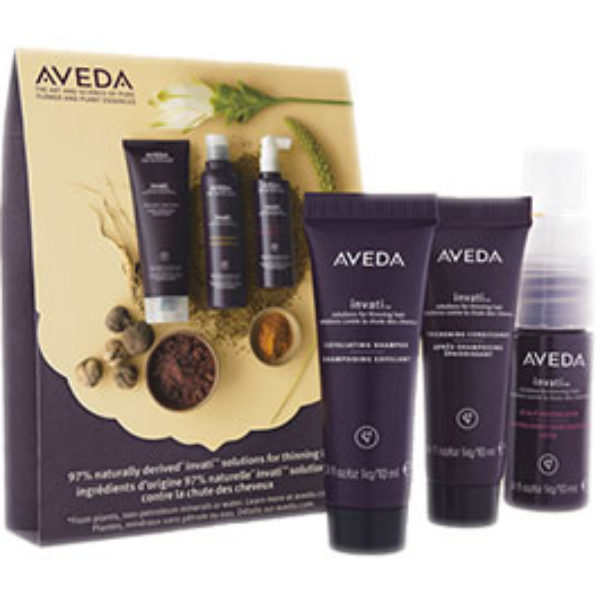 Free Aveda 3-Step System Samples Pack
