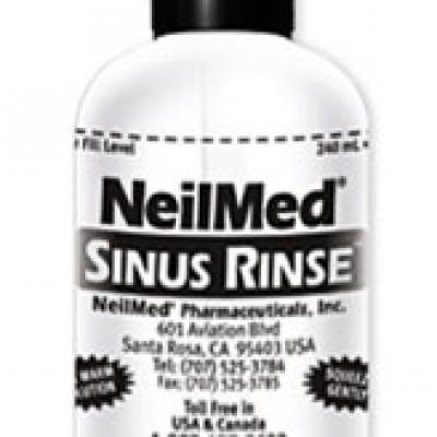 Free NeilMed Sinus Rinse Samples