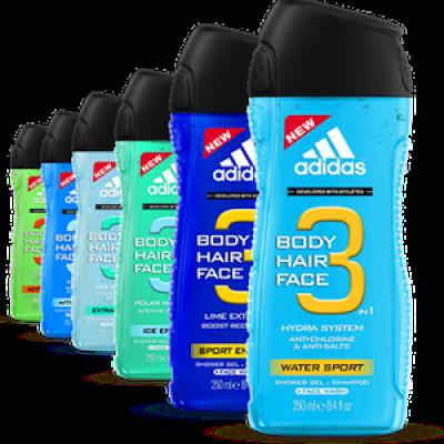 Walmart: Free Adidas Body Wash W/ Coupon