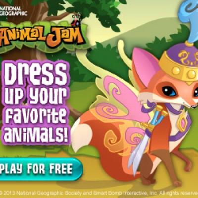 Free National Geographic Animal Jam Game
