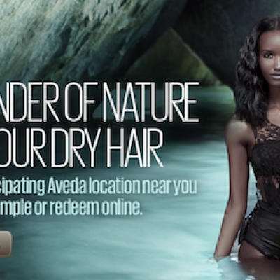 Free Aveda Dry Remedy Samples