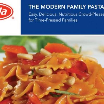 Free Barilla Pasta Cookbook