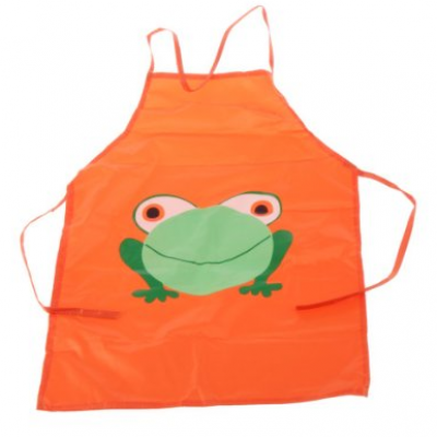 Children's Waterproof Frog Apron Only $2.42 + Free Shipping