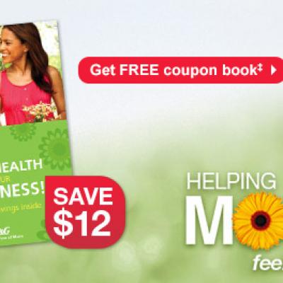 CVS: Free P&G Coupon Book