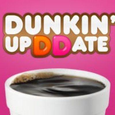 Dunkin' DD Perks: Free Medium Beverage