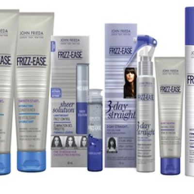 Free Expert Style By Frizz Ease Samples