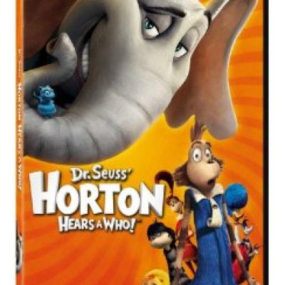 Horton Hears a Who DVD Just $5.00