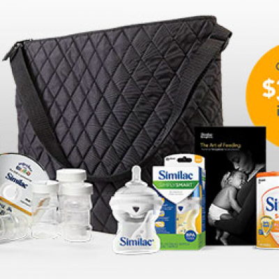 Similac StrongMoms: Up to $329 in Freebies