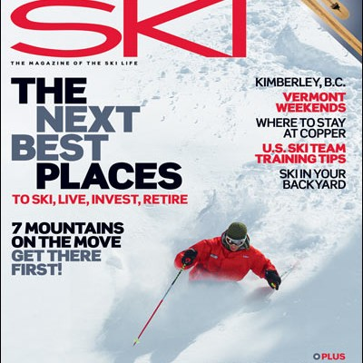 12 Free Issues Of Ski Magazine