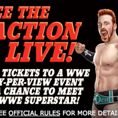 Totino's: WWE Sweepstakes