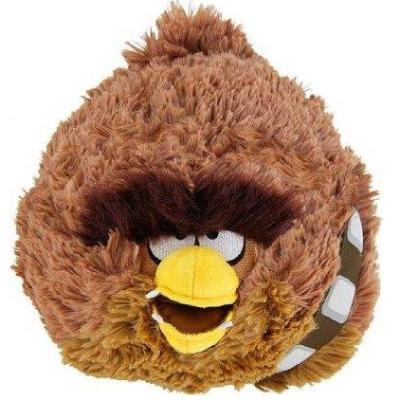 Angry Birds Star Wars Chewbacca Plush W/ Sound Just $5.35