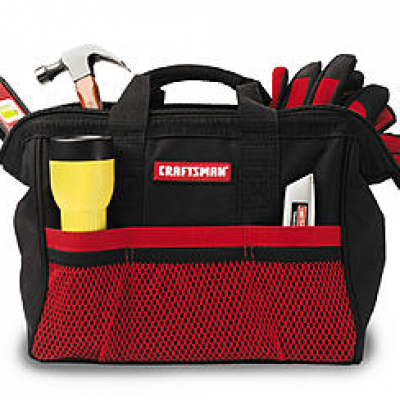 Craftsman 13 In. Tool Bag Only $3.49 + Free Store Pickup
