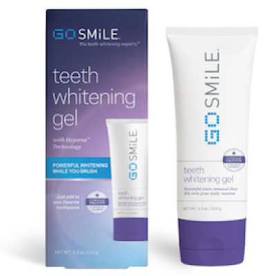 SheFinds Sample Giveaway: Win a Go Smile Teeth Whitening Sample