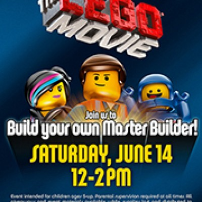 Toys 'R Us: Free LEGO Master Builder Event