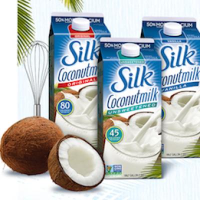 Silk Coconut Milk Coupon