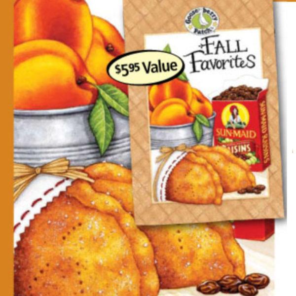 Free Cookbook: Gooseberry Patch Fall Recipes