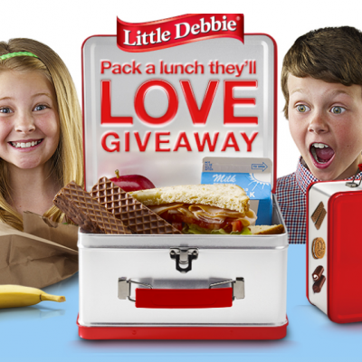 Little Debbie: Pack A Lunch They Love Sweepstakes
