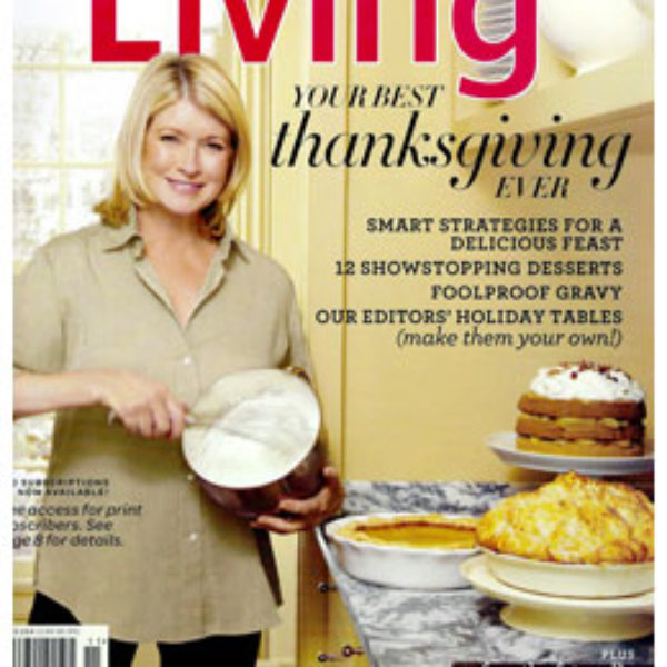 Free Subscription: Martha Stewart Living
