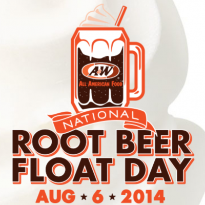 A&W: Free Root Beer Float