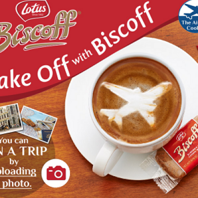 Take Off With Biscoff: Win A Trip