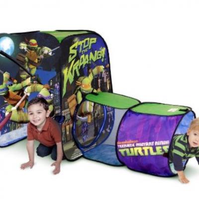 Teenage Mutant Ninja Turtles Adventure Tent Just $19.99 (Reg $34.99)