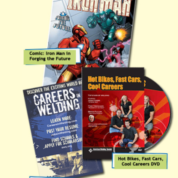 Free Welding Publications