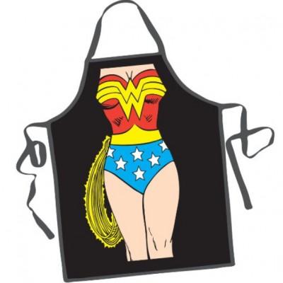 Wonder Woman Apron Only $15.60 (Reg $24.99) + Prime Shipping