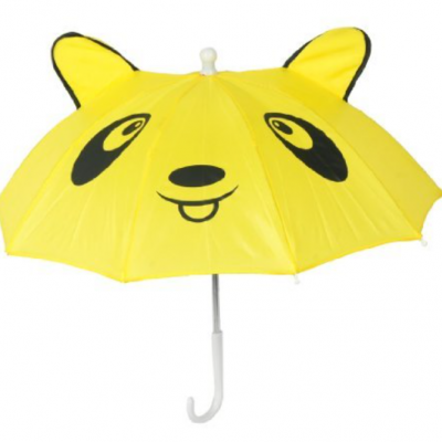 Children's Yellow Panda Toy Umbrella Just $4.31 + Free Shipping