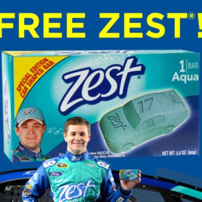 Zest Bathroom Giveaway
