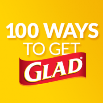 100 Ways To Get GLAD and Win!