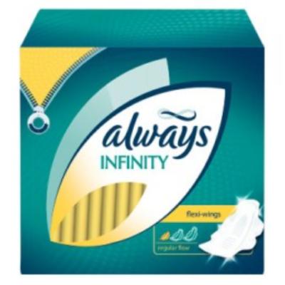 Always Infinity Pad & Always Liner Coupon