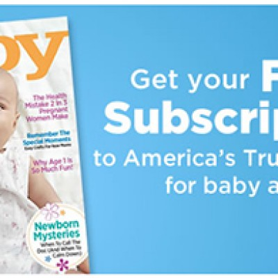 Free Subscription: American Baby Magazine
