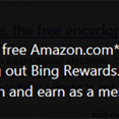 Bing Rewards: Free $3.00 Amazon Gift Card